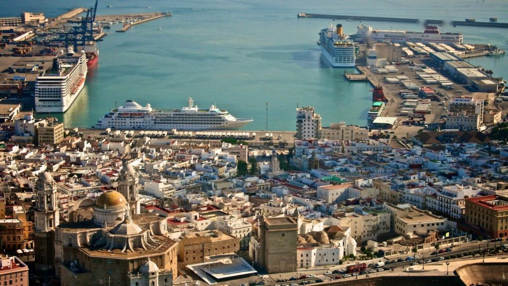 The Bay of Cadiz Port Authority trusts Emetel to become a Port 4.0