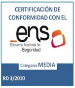 Certificación Esquena Nacional Seguridad